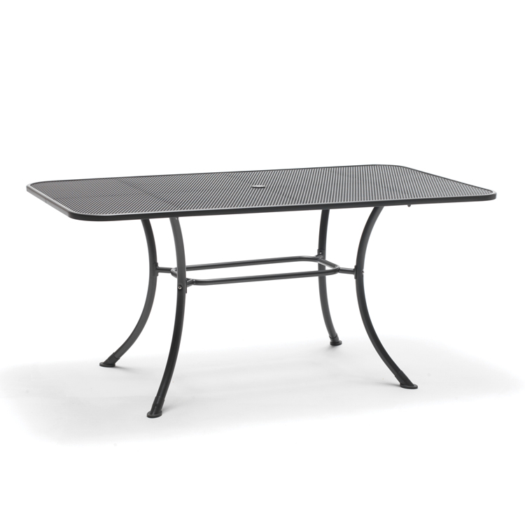 Kettler Rectangular Mesh Table 160 X 90cm Bestbuys