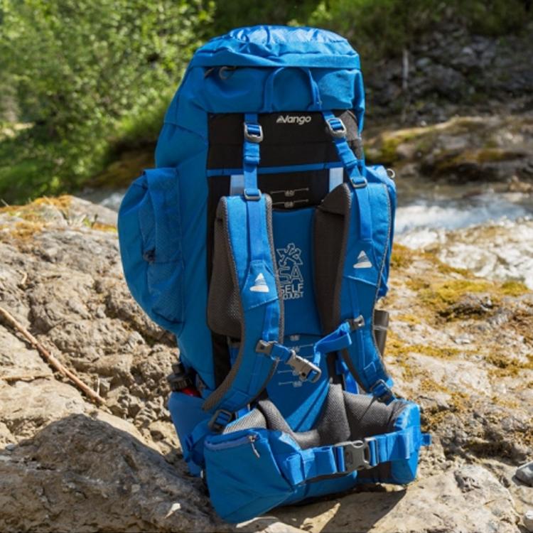 8b252879bb Vango Sherpa 60 70 Trekking Rucksack – Cobalt