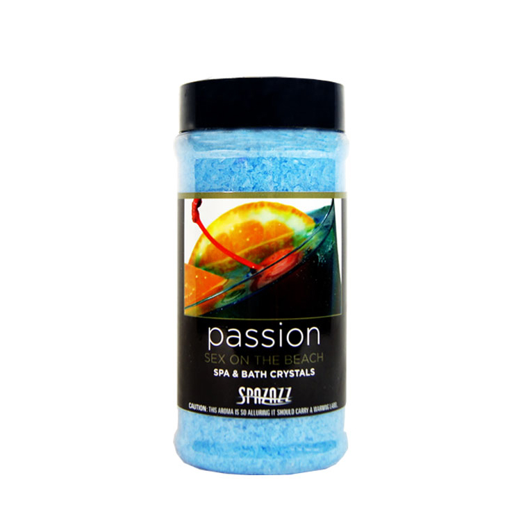 spazazz sex on the beach passion spa crystals in Kentucky