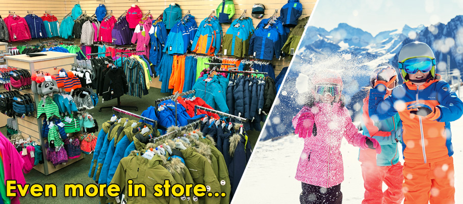 2278d86d Below is just a small selection of the Childrens Ski Wear we have  available. To see the full range, including more brands, styles and colours,  please visit ...