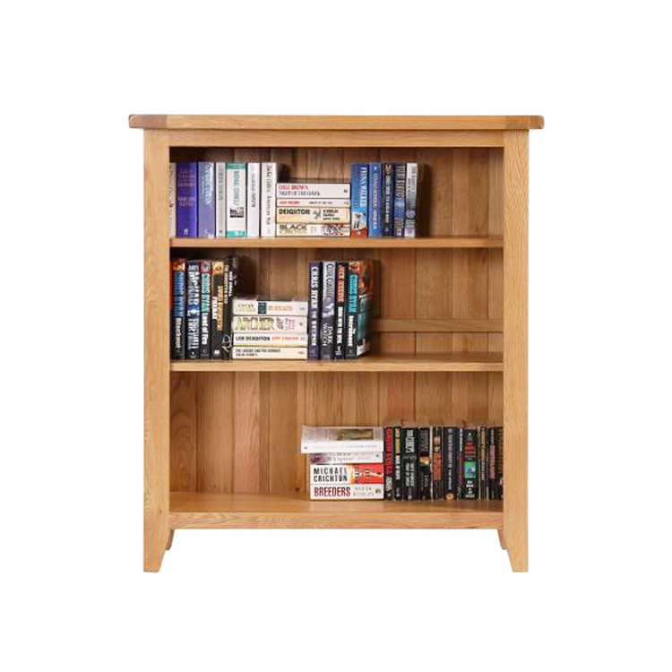 Used Kitchen Cabinets Vancouver: Oak Bookcase With 2 Adjustable Shelves