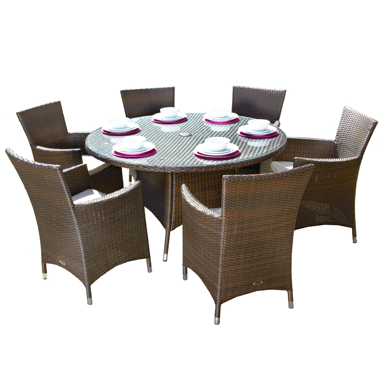 Royalcraft Cannes 6 Person Rattan Dining Set Bestbuys